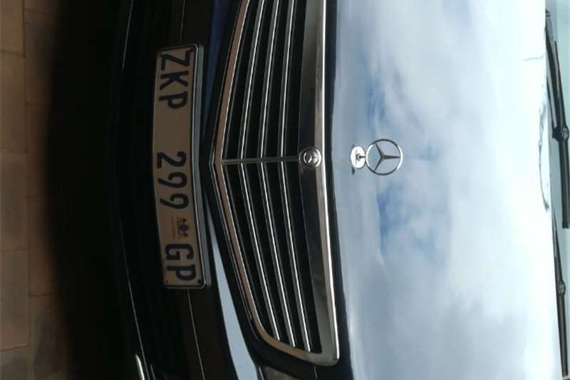 Mercedes Benz 280C 2009