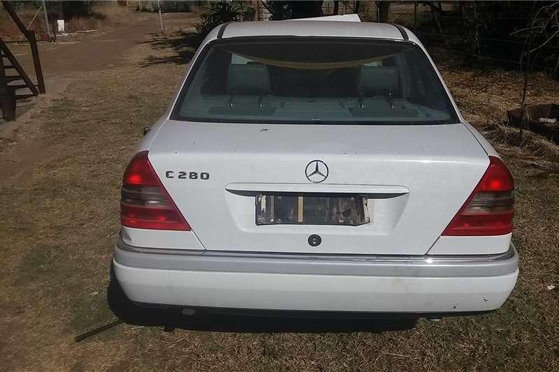 Mercedes Benz 280CE 1998