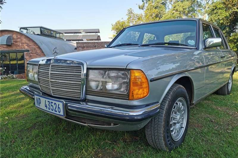 Used 1983 Mercedes Benz 280E