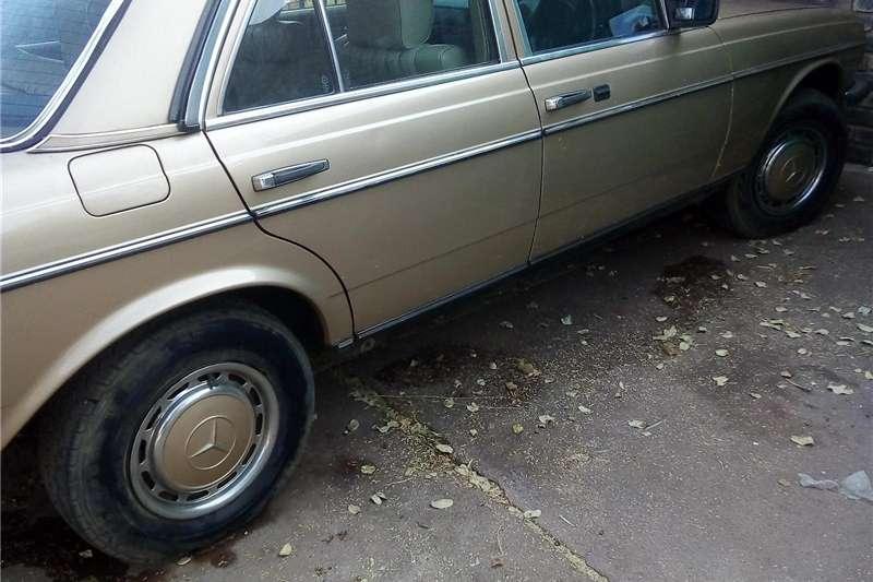 Mercedes Benz 280E 1984