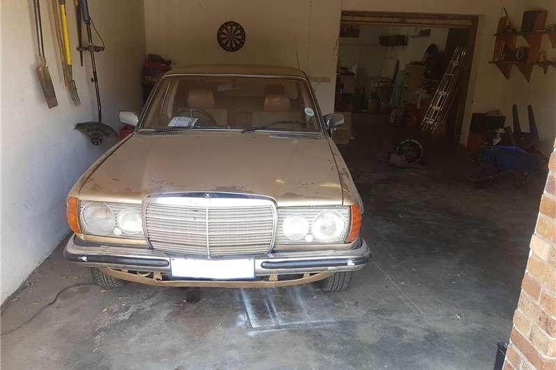 Mercedes Benz 280E 1986