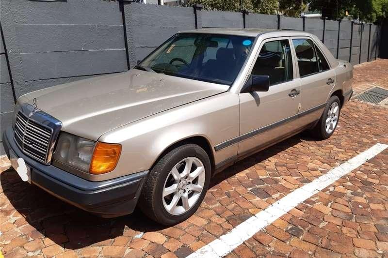 Mercedes Benz 280E 1989
