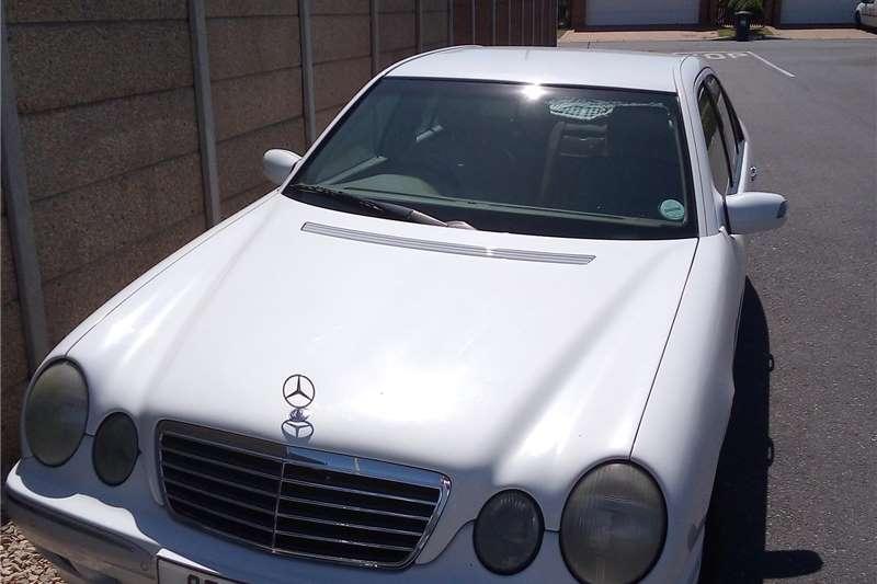 Mercedes Benz 280E 2000