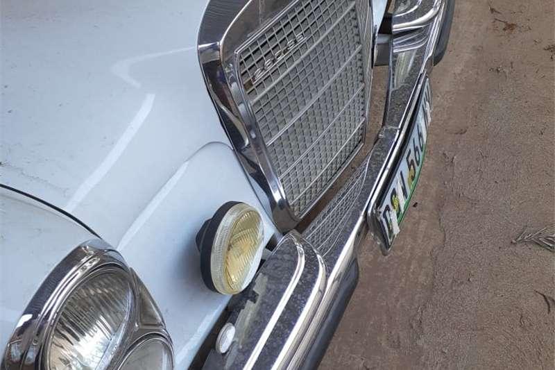 Mercedes Benz 280SE 1972