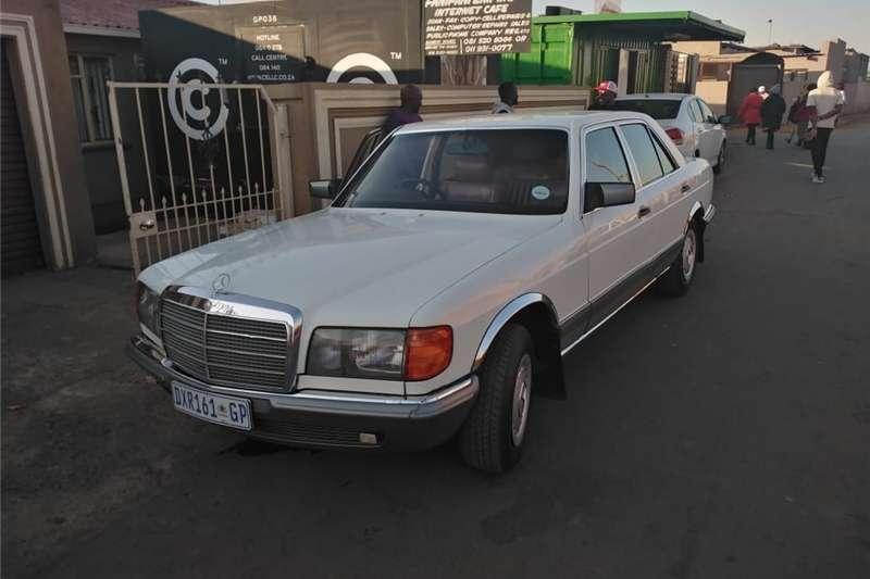 Mercedes Benz 280SE 1982