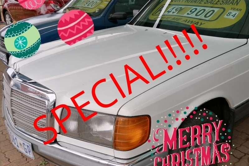 Mercedes Benz 280SE 1984