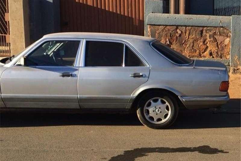 Mercedes Benz 280SE 1995