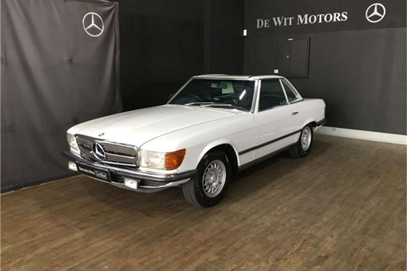 Mercedes Benz 280SL 1972