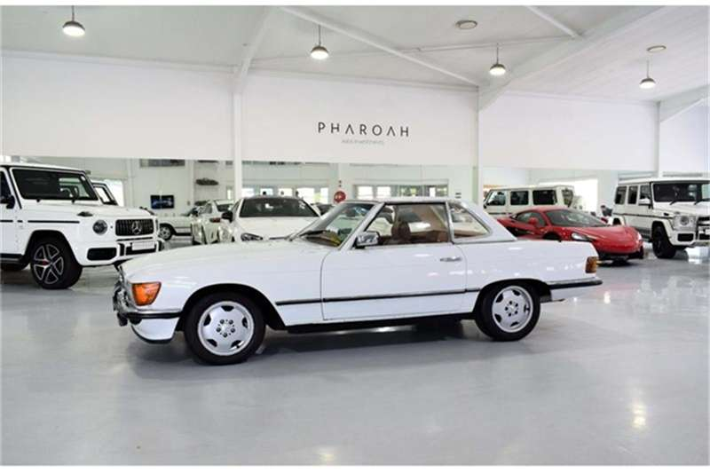 Mercedes Benz 280SL 1975