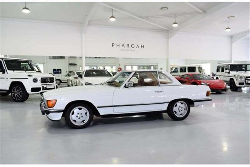 1975 Mercedes Benz 280SL