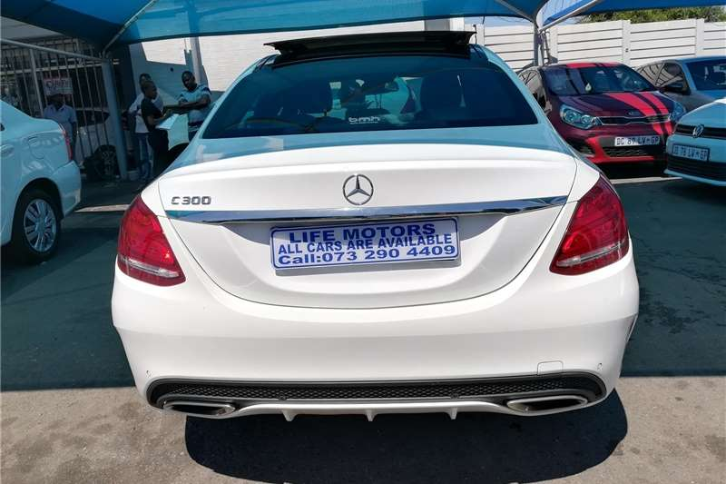 Used 2016 Mercedes Benz 300CD