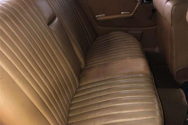 Mercedes Benz 300D 1977