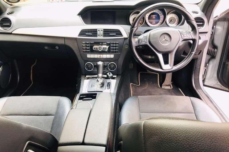 Mercedes Benz 300D C300 V6 Sport 2013