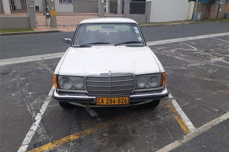 Mercedes Benz 300D W123 1978