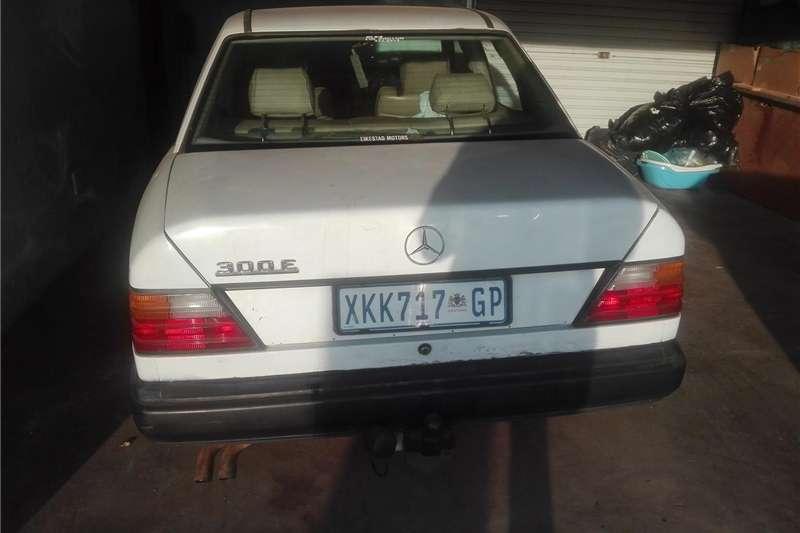 Mercedes Benz 300E 1989