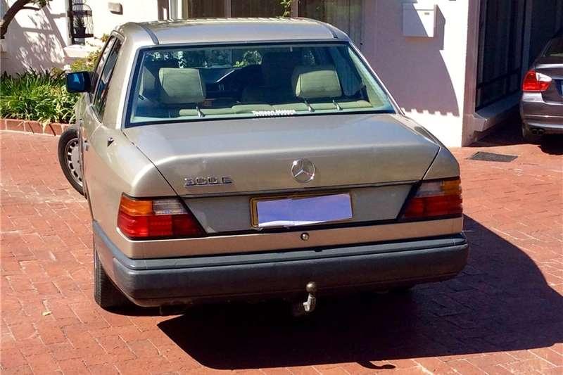 Used 1989 Mercedes Benz 300E
