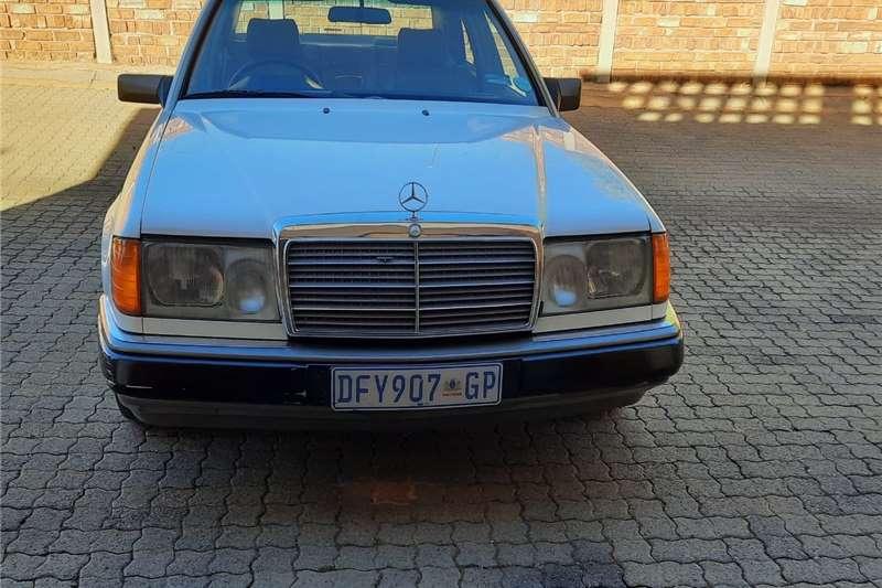 Used 1990 Mercedes Benz 300E