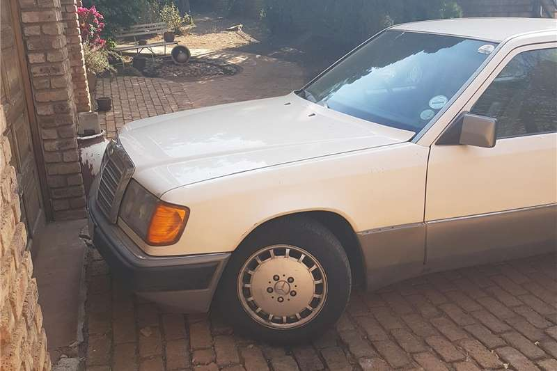 Used 1991 Mercedes Benz 300E
