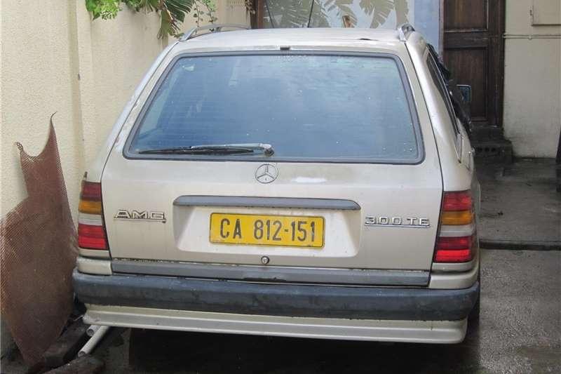 1987 Mercedes Benz 300TE