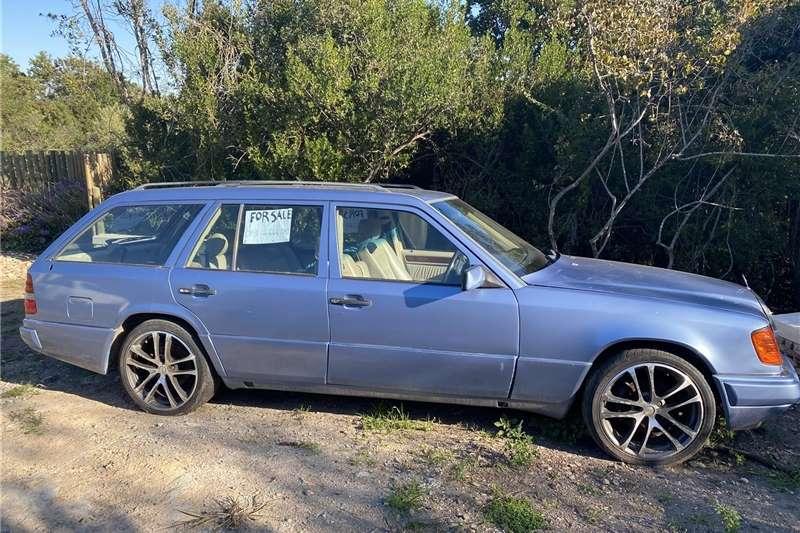 Mercedes Benz 300TE 1992