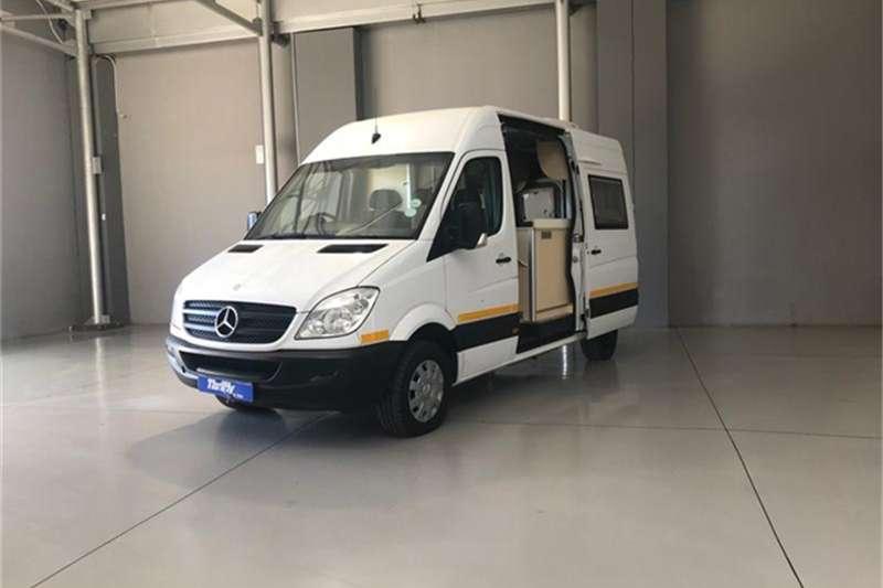 Mercedes Benz 315 CDI 2 Berth Motor Home 2012