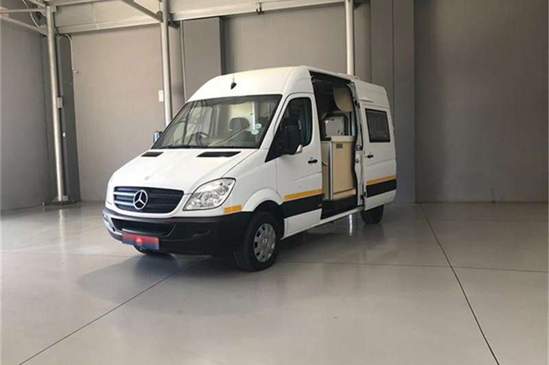 Mercedes Benz 315 CDI 2 Berth Motor Home 2012