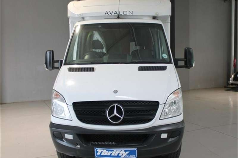 Mercedes Benz 315 Cdi 4 Berth Avalon 2013