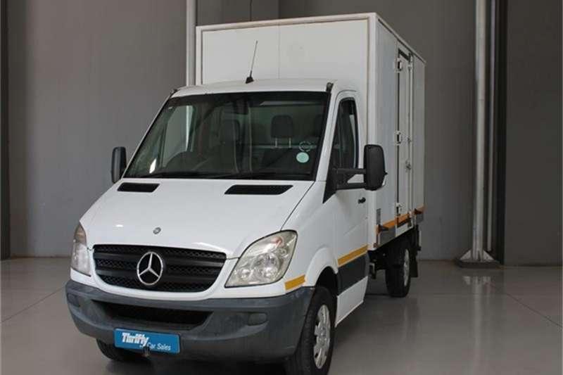 Mercedes Benz 315 Cdi 4 Cdi F/C C/C 2010