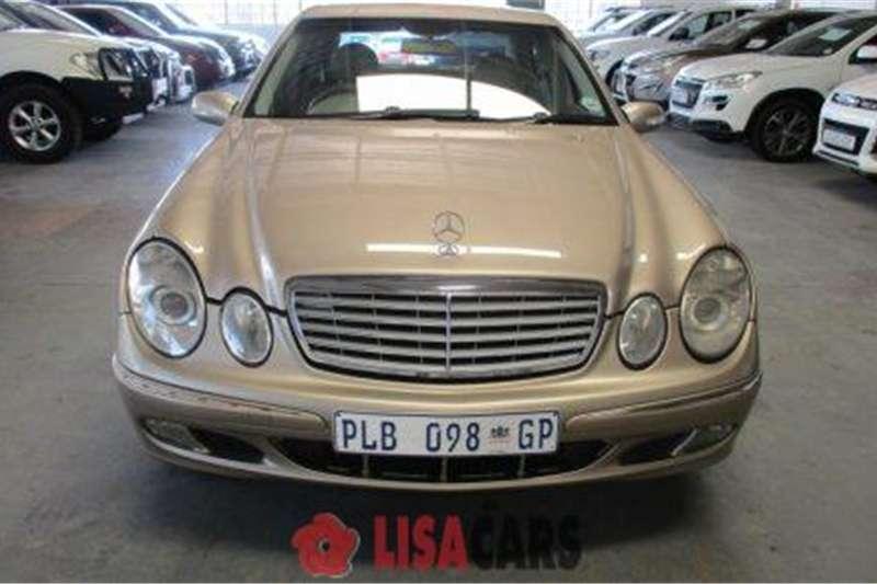 Mercedes Benz 320CE 2004