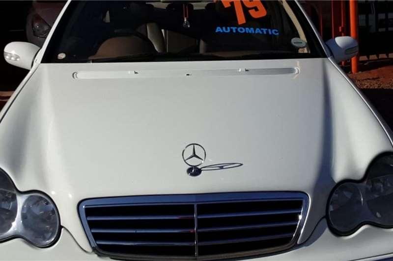 2002 Mercedes Benz 320CE
