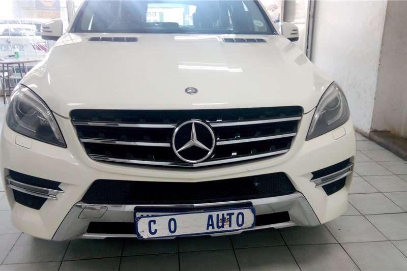 Mercedes Benz 350SDL 2014