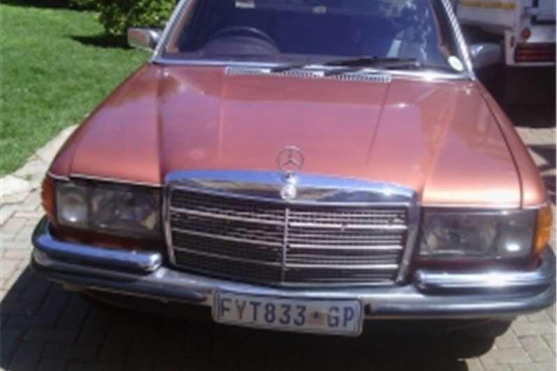 Mercedes Benz 350SE 1979