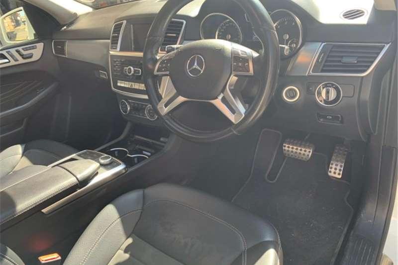 Mercedes Benz 350SL 350 4matic 2014