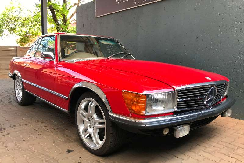 1975 Mercedes Benz 350SL