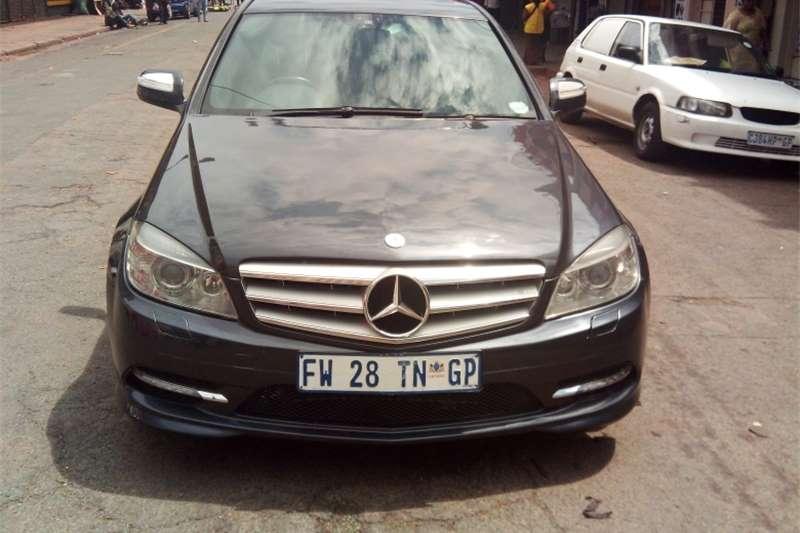 Mercedes Benz 350SLC 2008