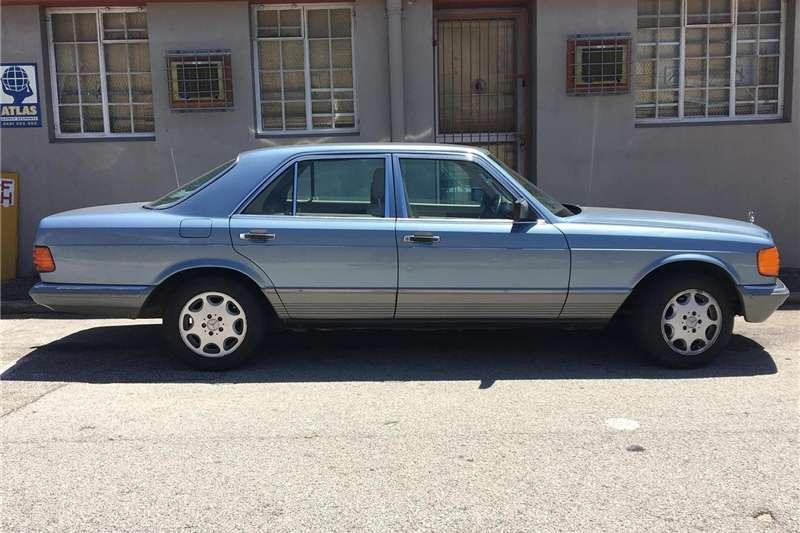 Mercedes Benz 380SE 1986