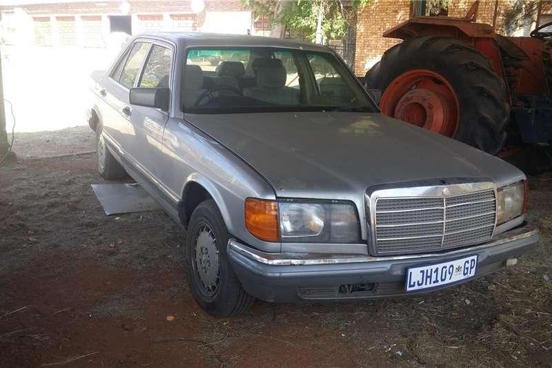 Mercedes Benz 380SE 1992