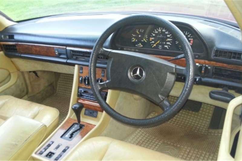 Mercedes Benz 380SEC 1983