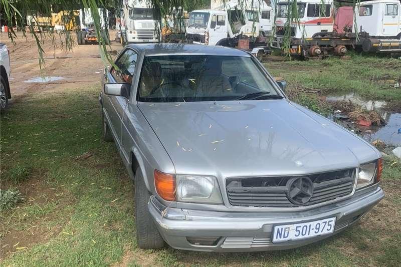 Mercedes Benz 380SEC 1988