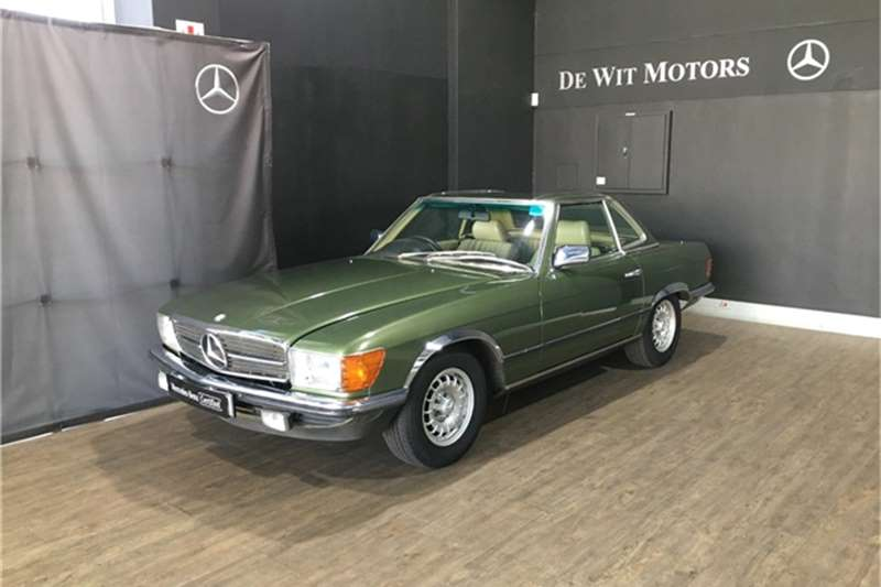 Mercedes Benz 380SL 1984