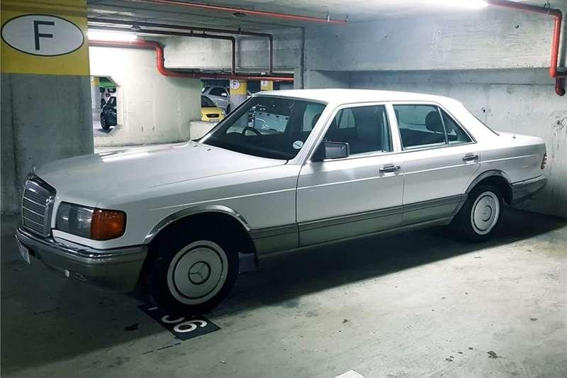 Mercedes Benz 420SEL 1988
