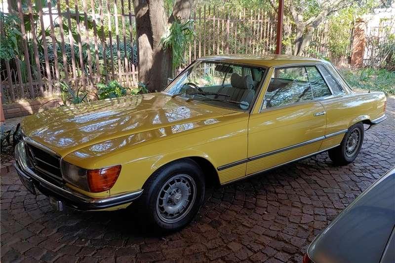 Mercedes Benz 450SLC 1979