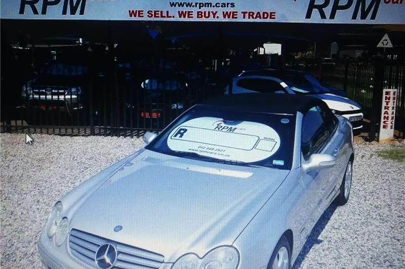 Mercedes Benz 500E 2004