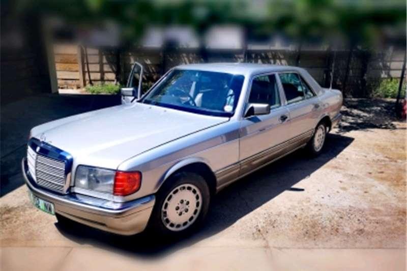 Mercedes Benz 500SE 1992