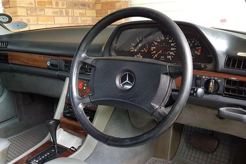 Mercedes Benz 500SE 1993