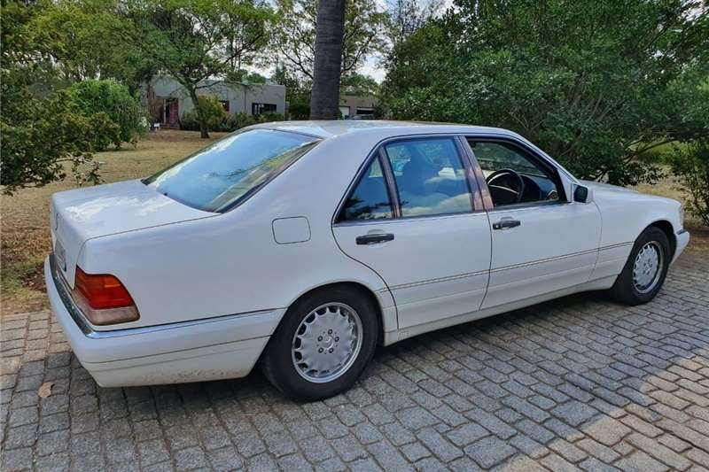 Mercedes Benz 500SE 1996