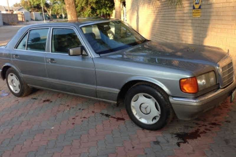 Mercedes Benz 500SE W126 series 1993
