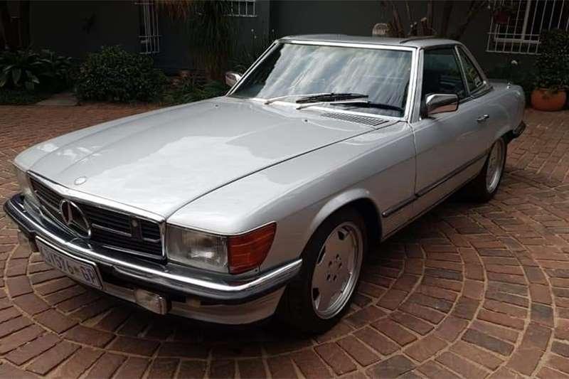 Mercedes Benz 560SEL 1978