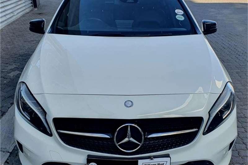 Mercedes Benz A Class 200 Urban auto 2016