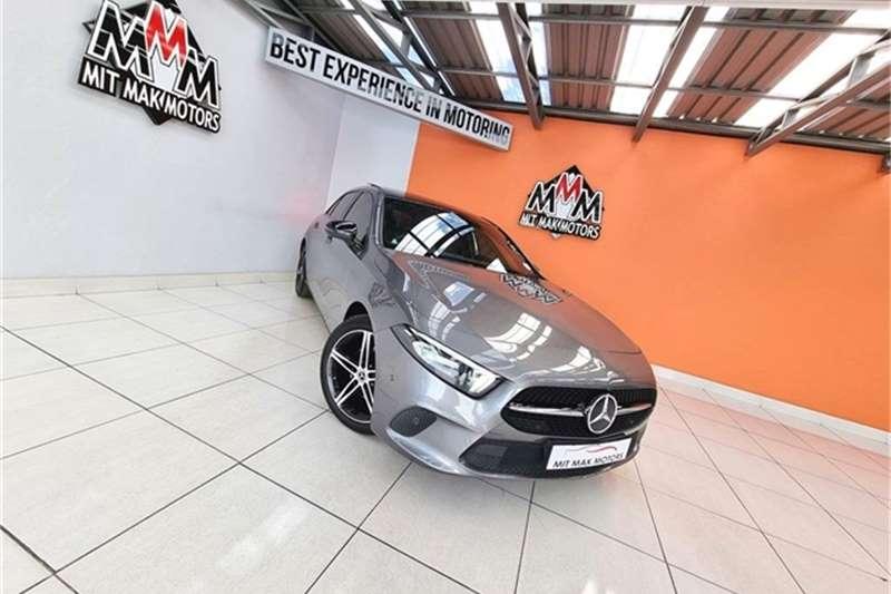 2019 Mercedes Benz A Class